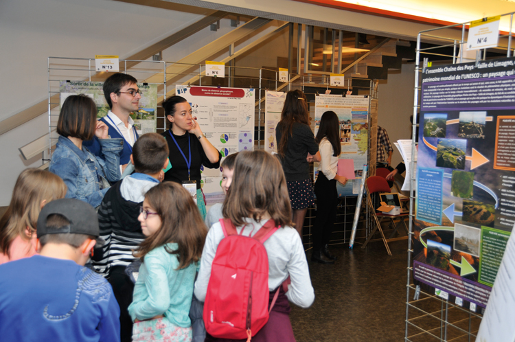 Expositions scientifiques